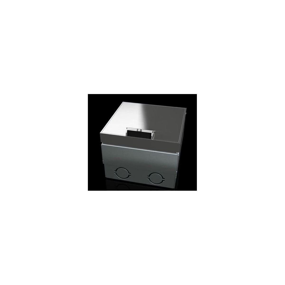 Puszka podłogowa UD HOME 2 OBO BETTERMANN 2x230V ()