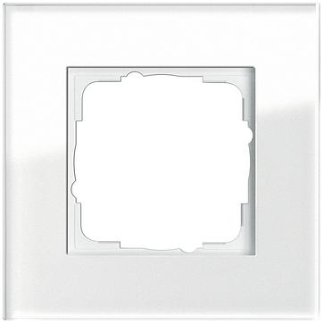 Ramka pojedyncza szkło Gira ESPRIT
