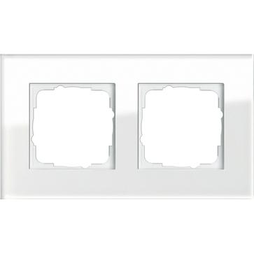 Ramka podwójna szkło Gira ESPRIT