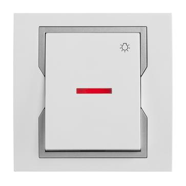Przyciski podświetlany dzwonek QUATTRO System™