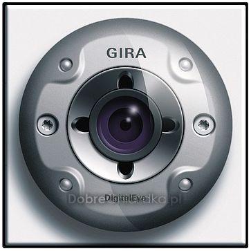 Gira kamera kolorowa do bramofonu podtynkowego