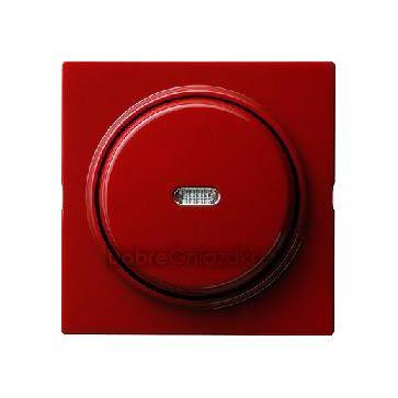 Wyłącznik pojedynczy przyciskowy S-Color podświetlany