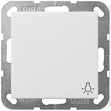 Przycisk chwilowy GIRA F100