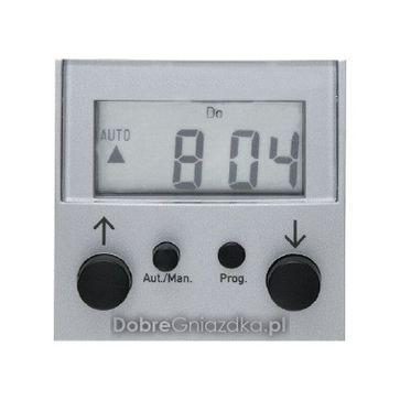Sterownik czasowy rolet RolloTec® Berker B.1/B.3/B.7