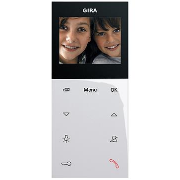 Wideodomofon natynkowy Gira System 55