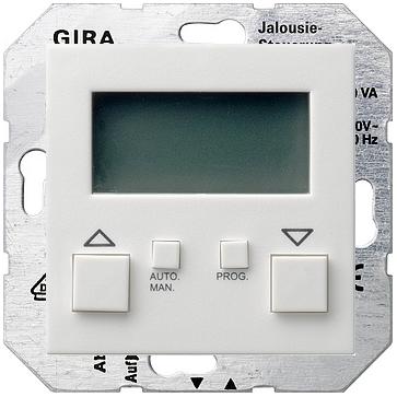 Elektroniczny programator żaluzji Gira System 55