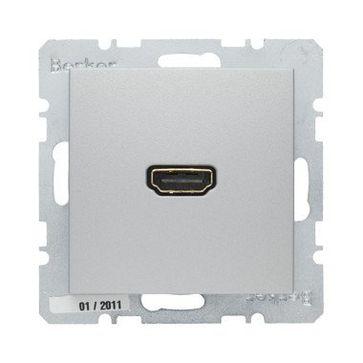 Gniazdo HDMI Berker B.1/B.3/B.7