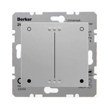 Ściemniacz przyciskowy podwójny Berker B.1/B.3/B.7