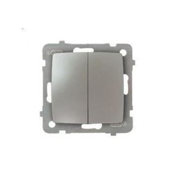 Wyłącznik podwójny schodowy OSPEL KARO