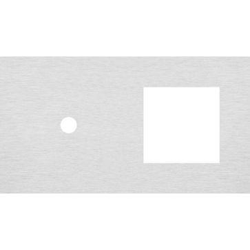 Panel metalowy do gniazd CJC SYSTEMS NINA