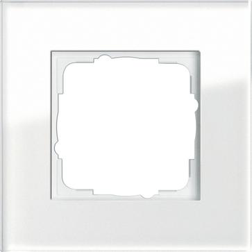 Ramka pojedyncza ESPRIT Szkło białe