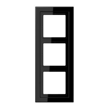 JUNG ramka potrójna LS Design