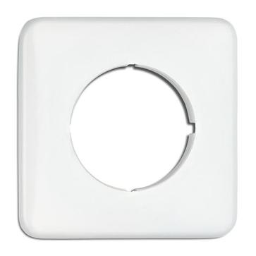 Ramka pojedyncza kwadratowa THPG duroplast biały