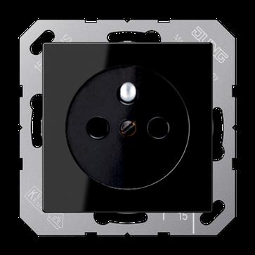 Gniazdo pojedyncze JUNG A500