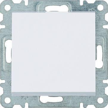 Wyłącznik pojedynczy Hager-Polo LUMINA 2 biały