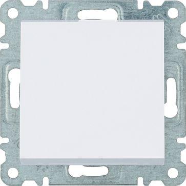 Wyłącznik schodowy Hager-Polo LUMINA 2 biały