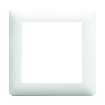 Ramka pojedyncza Hager-Polo LUMINA 2 biała