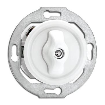 Wyłącznik żaluzjowy obrotowy THPG porcelana