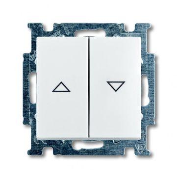 Wyłącznik / przycisk żaluzjowy ABB Basic 55