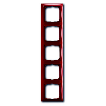 Ramka pięciokrotna ABB Basic 55