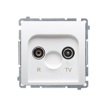 Gniazdo antenowe przelotowe RTV BASIC moduł