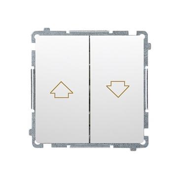 Wyłącznik żaluzjowy przyciskowy BASIC moduł