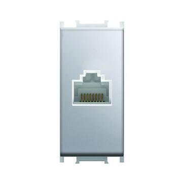 Gniazdo komputerowe RJ45 MODUL 1M