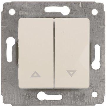Wyłącznik / przycisk żaluzjowy Cariva
