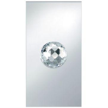 Łącznik przyciskowy Berker TS CRYSTAL BALL