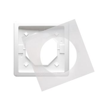 Ramka pojedyncza IP-44 BASIC