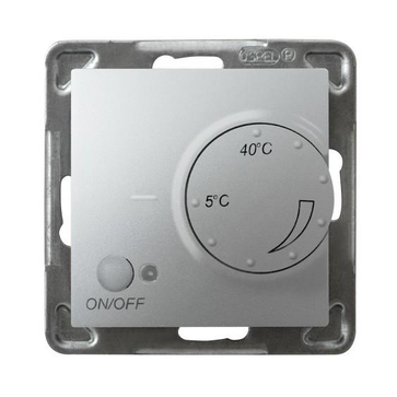 Regulator temperatury IMPRESJA srebro