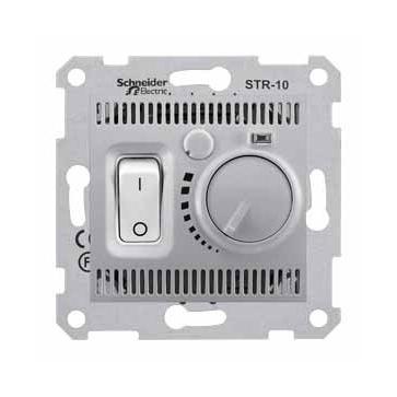 Podłogowy regulator temperatury SEDNA aluminiowy
