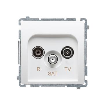 Gniazdo antenowe przelotowe RTV-SAT BASIC moduł