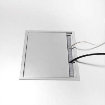 Przepust kablowy ASA aluminium