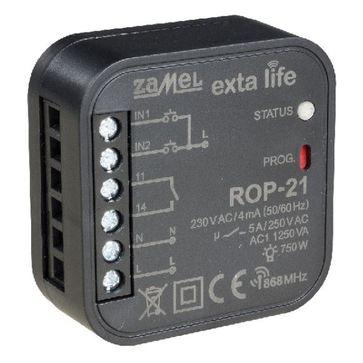 Radiowy odbiornik dopuszkowy Zamel Exta Life ROP-21