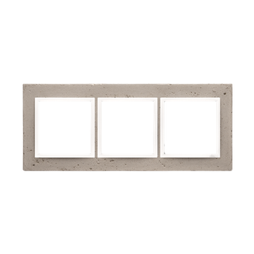 ramka potr jna simon 54 nature beton la striko drn3 95. Black Bedroom Furniture Sets. Home Design Ideas