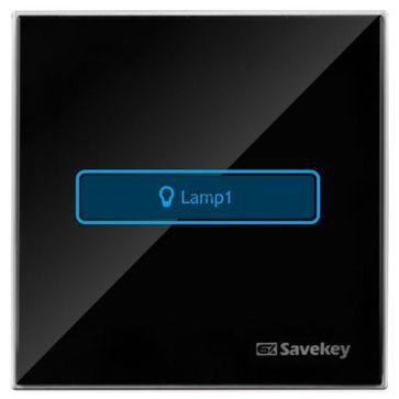 Wyłącznik dotykowy szklany Savekey Advanced