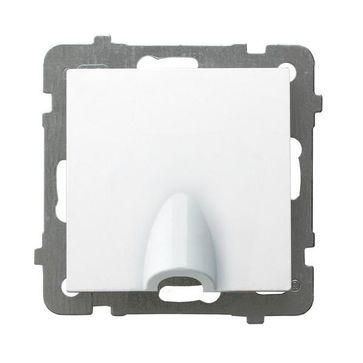 Wypust kablowy Ospel AS biały
